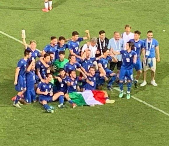 Universiade. Russia-Italia 5-6 L'Italia vince la medaglia di bronzo ai rigori
