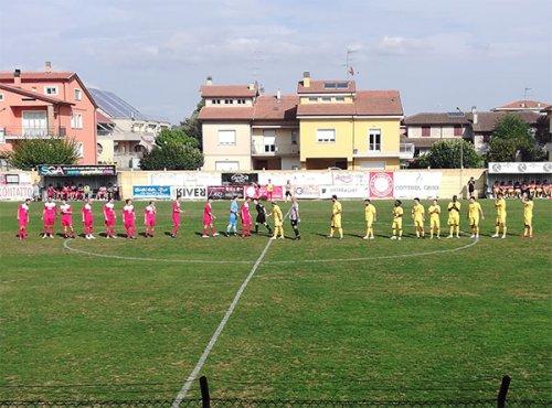 Vadese vs Pesaro Calcio 1-0