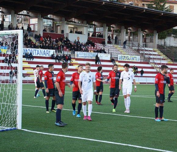 Vastogirardi vs Sangiustese 1-1