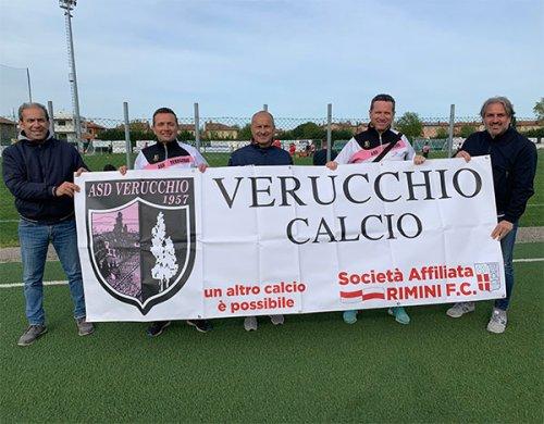 Il Verucchio è affiliato al Rimini!