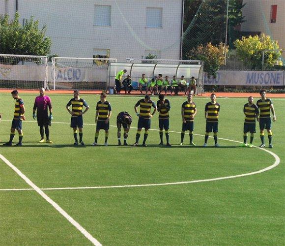 Villa Musone vs Sampaolese 0-1