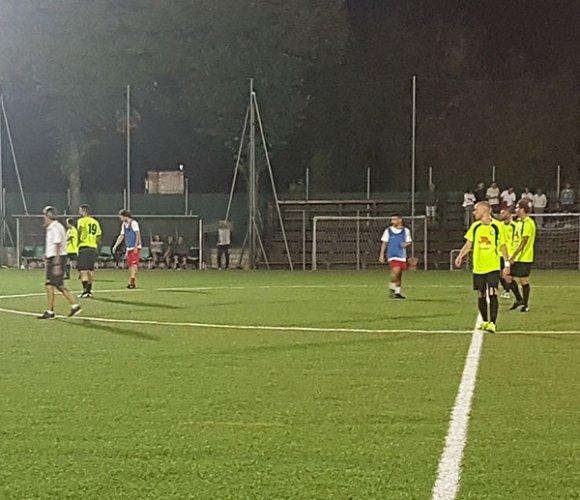 Test amichevole Villa San Martino vs Pesaro Calcio