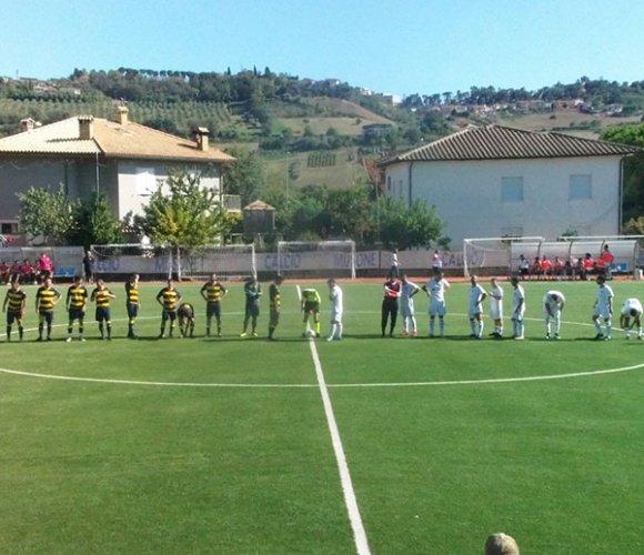 Villa Musone vs  Portuali Ancona 0-3