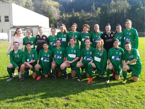 Vis Pesaro Calcio Femminile, domenica prima gara al Gino Vitali