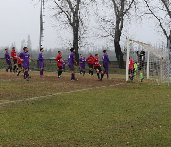 Vita 1907 vs Bagnara 2-2