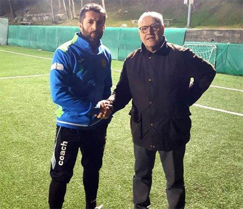 È Massimo Vittozzi il nuovo allenatore del Faetano Calcio