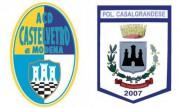 Il Castelvetro batte per 3-2 la Casalgrandese