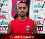 Claudio Maffei per l'attacco del Fiorenzuola