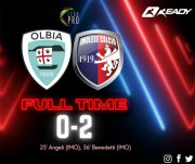 Olbia vs Imolese 0-2