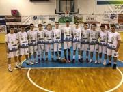 Under 16 eccellenza: il gruppo di coach santi vince ancora e si laurea campione regionale
