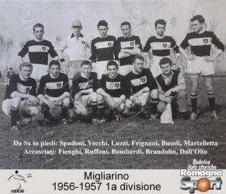 FOTO STORICHE - Migliarino 1956-57