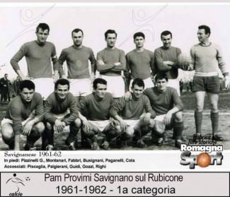 FOTO STORICHE -  Pam Provimi Savignano sul Rubicone 1961-62