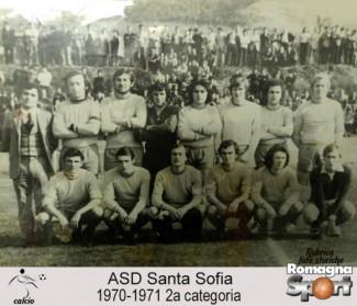 FOTO STORICHE - Santa Sofia 1970-71