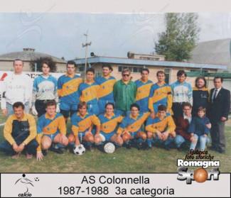 FOTO STORICHE - Colonnella 1987-88