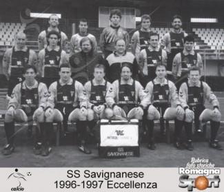 FOTO STORICHE - SS Savignanese 1996-97
