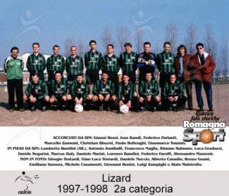 FOTO STORICHE - Lizard 1997-98