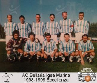 FOTO STORICHE - AC Bellaria Igea Marina 1998-99