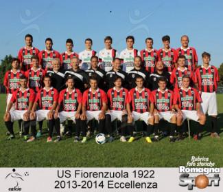 FOTO STORICHE - US Fiorenzuola 1922 2013-14