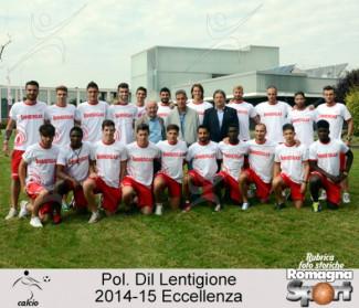 FOTO STORICHE - Pol. Dil.Lentigione 2014-15