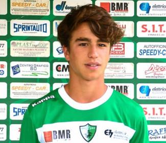 Arcetana: Alberto Pacella, giovane ma già veterano: 'Il 2020/21 sarà la mia quinta annata consecutiva con la Prima squadra biancoverde'.