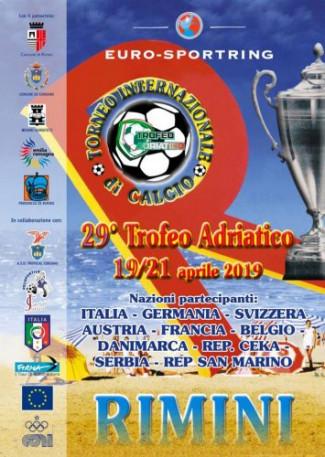 Trofeo Adriatico 2019, il torneo internazionale di calcio giovanile