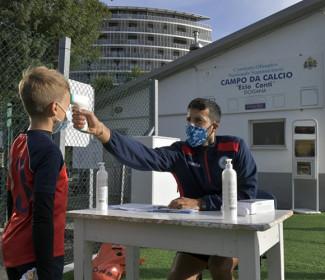 Settore di base FSGC: gli allenamenti riprendono in forma individuale