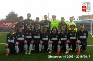Rimini Giovanissimi B -Accademia Rimini A 3-1