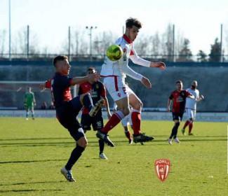 Forlì vs Gubbio 1-0