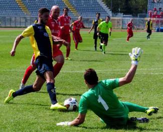 Santarcangelo vs Pistoiese 3-0
