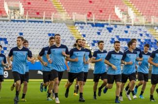 Italia-San Marino, rifinitura alla Sardegna Arena per i Titani