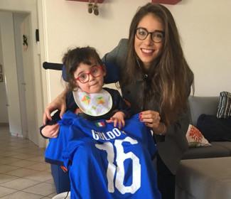 La solidarietà di Eleonora Goldoni