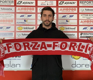 Mercato: Antonio Calabrese per far sorridere la classifica del Forlì