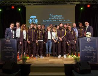 L'Associazione Ravenna FC festeggia il settimo anno di attività