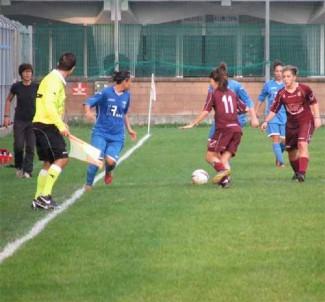 Due Monti vs Reggiana 1-0
