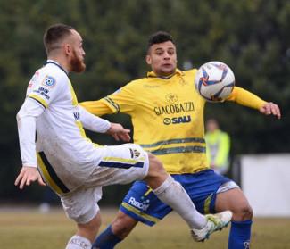 Ciliverghe  vs Modena FC 2-2