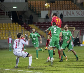 Ravenna Football Club 1913 - Matelica: 0-1