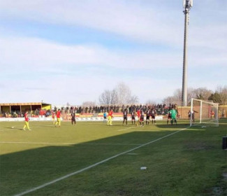Sammaurese vs  Fiorenzuola 1-2