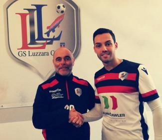 Alessandro Beccaria al  GS Luzzara Calcio