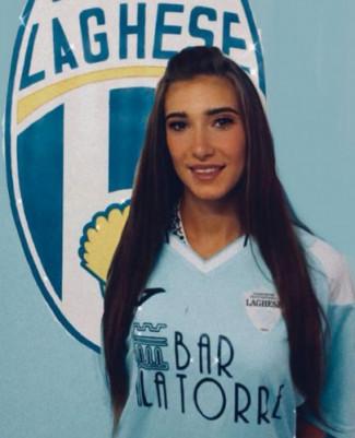 Sofia Bizzi e il pallone: un rapporto davvero speciale.