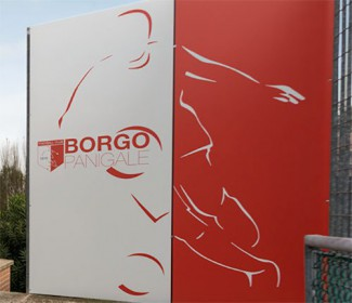 Borgo Panigale vs Copparese 1-0