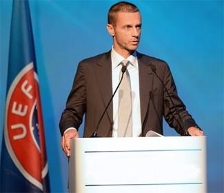 UEFA: Čeferin fino al 2023