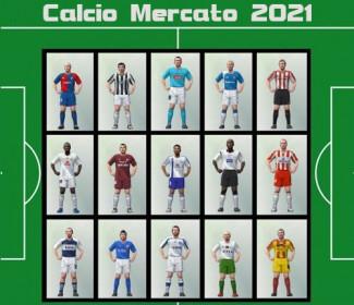 Aperta la sessione di calcio mercato 2021
