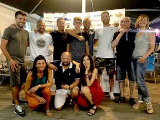 Serata conclusiva 3' Professional Camp Ricchiuti & Scotti