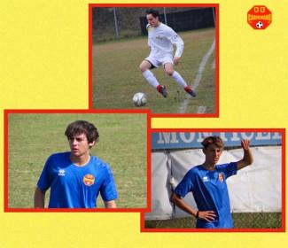 Carignano: tre juniores promossi in prima squadra