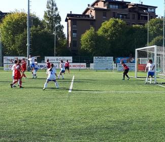 Carpi FC 1909  vs PGS Smile     2-1
