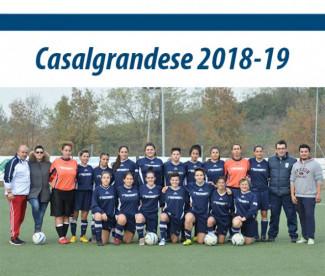 Femm. Riccione - Casalgrandese 2-1