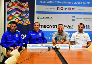 Conferenza Supercoppa Sammarinese