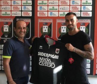 Diego Vita ufficiale al Fiorenzuola