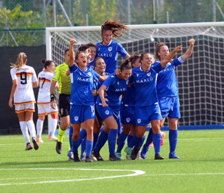 San Marino Academy Femminile - Roma CF 3-0