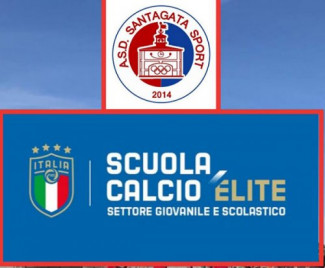 ASD Santagata Sport riconosciuta Scuola calcio Elite